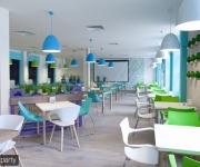 Банкетный зал «Lunch Cafe» кафе Красноармейская, 52Д Воронеж
