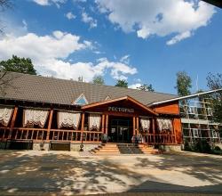 Банкетный зал «ТайGA» парк-отель 3 км от п. Маклок Воронеж