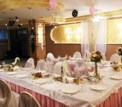 Банкетный зал «КЛАССиКО» кафе Площадь Советов, 21 Воронеж