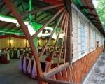 Летняя веранда банкетный зал ГРК «Лесное» Москва-Воронеж, 492-й км