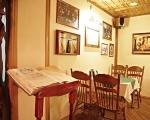 На 25 человек банкетный зал кафе «У Бильбо» Лизюкова, 46А Воронеж