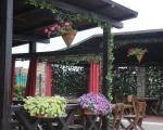 Летняя веранда банкетный зал кафе «Бермуды» Центральная 1А, мкр. Первое Мая Воронеж