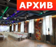Банкетный зал «Crush» кафе Конструкторов, 82 Воронеж