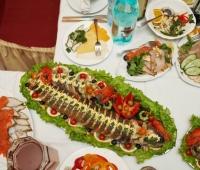 Банкетные блюда фото
